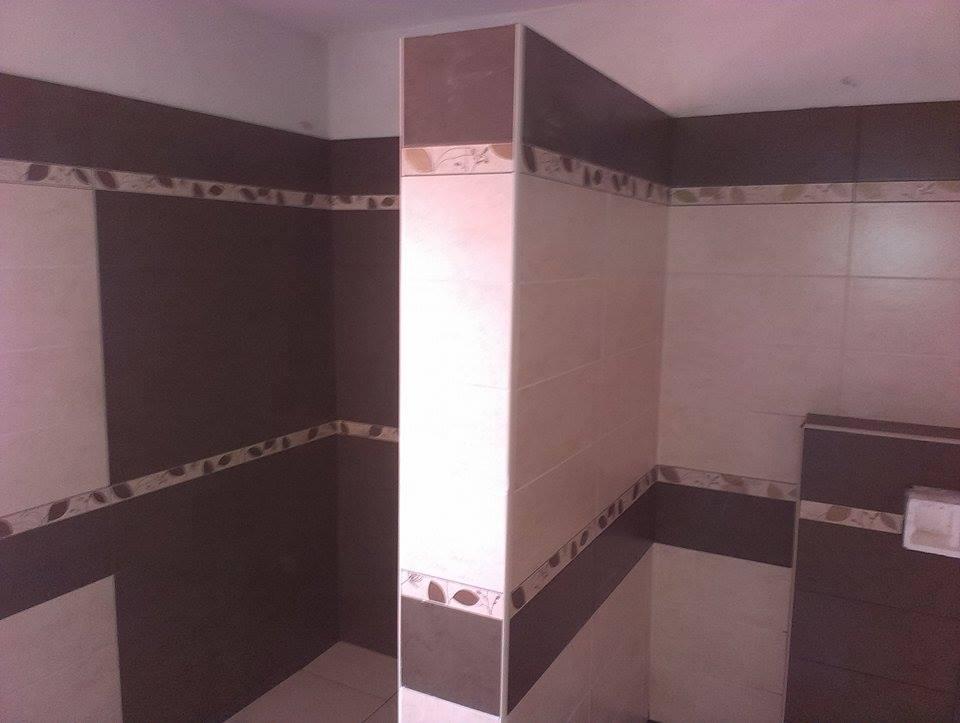 Nová koupelna dle přání zákazníka