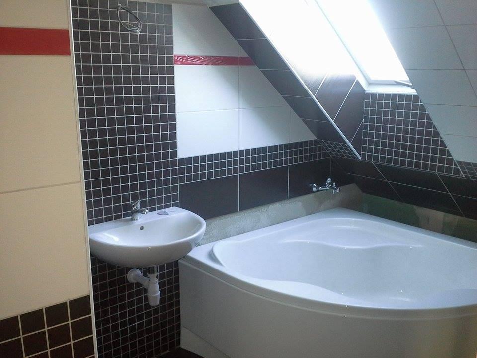 Nová koupelna dle přání zákazníka 2